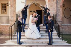 Tidewater and Tulle | A Hampton Roads Virginia Wedding Inspiration Blog: Helpful Military Wedding Tips and Resources