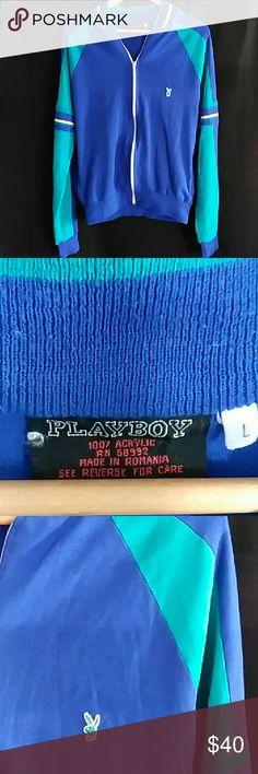 90s Playboy light jacket 90s Playboy light jacket size large playboy Jackets & Coats