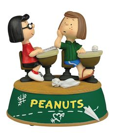 School Days Musical Figurine by Peanuts #zulily #zulilyfinds