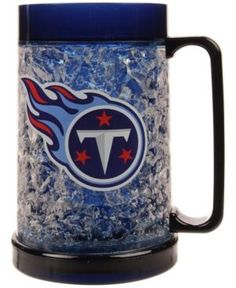 Memory Company Tennessee Titans 16 oz. Freezer Mug - Blue
