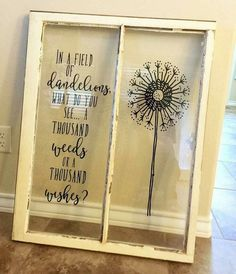 by wilma-cricut projects Old Window Projects, Craft Projects, Projects To Try, Cricut Project Ideas, Craft Ideas, Old Window Crafts, Diy Vinyl Projects, Old Wood Projects, Vinyl Crafts