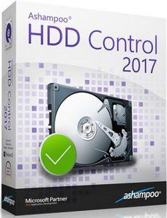 Ashampoo HDD Control 2017 Crack Plus Serial Key Full Download