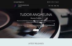 New website design 🎸 News Website Design, Web Design Tutorials, Tudor, Feelings