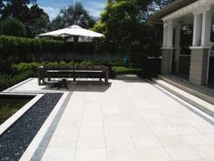 garden #patio #paving #gardenlights #gardenfurniture #garden ... - Patio Paving Ideas