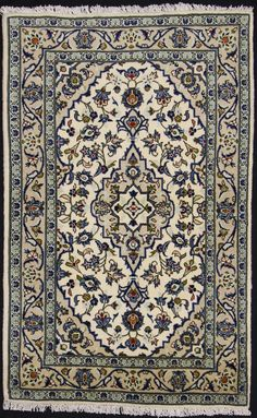 Kashan Nomaden  Perser Teppich Handgeknüpft 153 x 95 cm orientar la alfombra