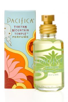 Maybe I'm getting this one for Christmas. :) Tibetan Mountain Temple Spray Perfume | Pacifica Perfume