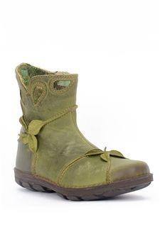 Rovers Shoes Metropol Boot, Kiwi
