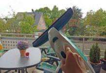 Leifheit Dry & Clean Fenstersauger