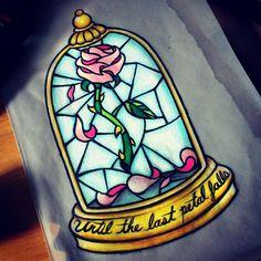 Until the last petal falls
