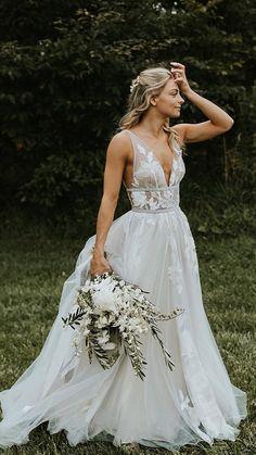 Cheap Bridal Dresses, Cheap Wedding Dresses Online, Country Wedding Dresses, Princess Wedding Dresses, Best Wedding Dresses, Bridal Gowns, Bridesmaid Dresses, Dress Wedding, Different Color Wedding Dresses