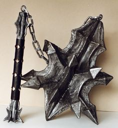 Flail of the Witch-King by mattleese87.deviantart.com on @deviantART