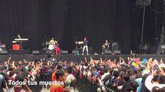 VENUE | Profile / Todos tus muertos / Vive Latino 2016