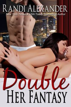 At a comic book convention, artist Megan Shore is thrilled to meet action movie hunk Garret McGatlin. Usually reclusive, Megan flirts with the leading man of her sexual fantasies. He invites her to his suite for a drink, but when she arrives, his rancher brother Trey opens the door and unleashes Megan's cowboy fantasy. Both men pour on the charm, and she can't decide which of them she desires more.