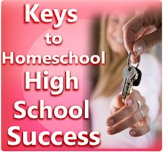 A la Carte Courses : Keys to Homeschool High School Success (Online Training)