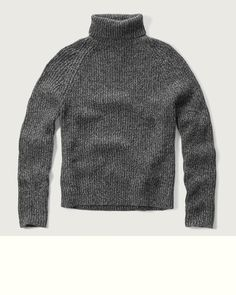 Mens Turtleneck Sweater | Mens Tops | Abercrombie.com