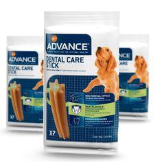 Snack para perros Advance protección y cuidado dental Dental Care, How To Remove, Nutrition, Personal Care, Health, Oral Hygiene, Cleaning, Diets, Self Care