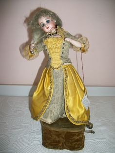Antique Autome Doll Jumeau Year 1880 Museum Very RARE | eBay