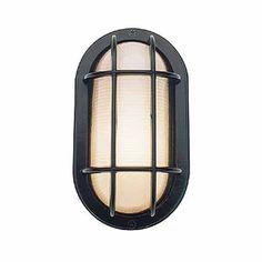 Black Oval Bulkhead, coach lights maybe??