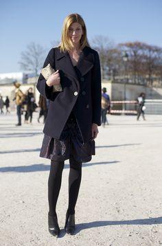 Virginia Smith, Vogue   Street Fashion   Street Peeper   Global Street Fashion and Street Style