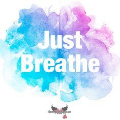 Just breathe. You got this! www.ilovekickboxing.com