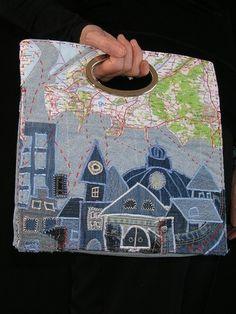 Lovely quilt bag