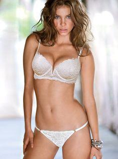 Models Inspiration: Barbara Palvin ♥ Victoria's Secret Lingeire, April 2012