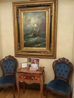Vanajanlinna Frame, Table, Painting, Furniture, Home Decor, Art, Picture Frame, Art Background, Decoration Home