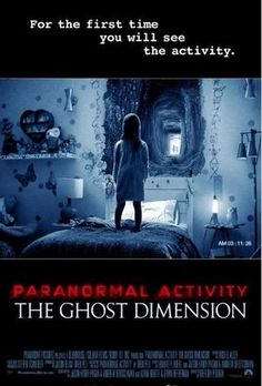 PARANORMAL ACTIVITY THE GHOST DIMENSION HD ITUNES