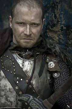 Oooh, this one? He's going to brought into the ranks of my Personal Guard. A Queen can always use a bad ass, shows no quarter, kinda guy at her side..~*
