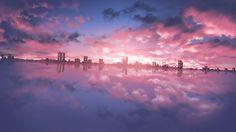 「夕焼け」/「urbandusk」のイラスト [pixiv]
