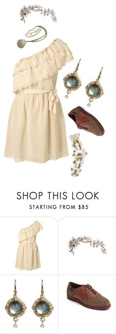 """Untitled #3366"" by patpotato ❤ liked on Polyvore featuring Disney Couture, Armenta and G.H. Bass & Co."