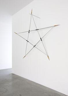 Gilberto Zorio - Stella Vostok, 2013 (foto Antonio Maniscalco - Courtesy Galleria Lia Rumma, Milano-Napoli)