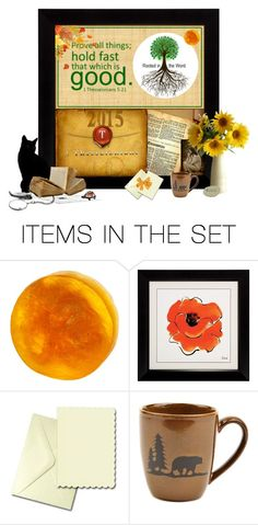 """""""1 Thessalonians 5:18"""" by augustana ❤ liked on Polyvore featuring art"""