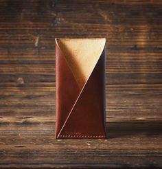 ES Corner Handmade Leather iPhone Case Vegetable tanned Whiskey Brown for iPhone 6
