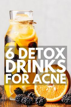 Detox Water for Clear Skin Detox water recipes arent just for fat burning a DIY Natural Detox Weight Loss Meals, Detox Water For Clear Skin, Acne Detox Water, Digestive Detox, Natural Detox Drinks, Natural Cleanse, Home Remedies For Acne, Fat Burning Detox Drinks, Body Detox