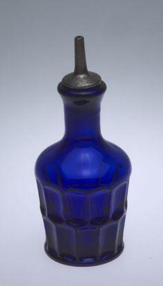 Perfume bottle Whitall Tatum and Company Date: ca. 1880