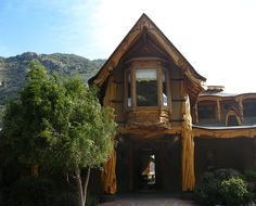 interesting house in Chile