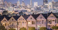 SAN FRANCISCO (EUA): Cartões-postais como a Golden Gate e casas vitorianas espalhadas por ruas ondulantes fazem de San Francisco um dos destinos mais lindos dos Estados Unidos. Seria esta metrópole da Califórnia a cidade mais bela do mundo?