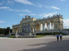 Schonbrunn Palace, Austria Viena