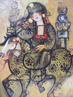 Artist: Nasser Ovissi