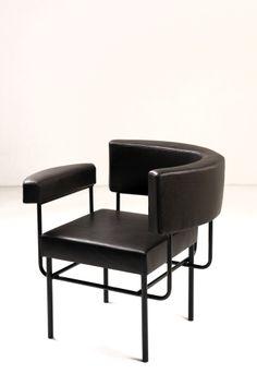 Cotton Club Chair (1988) - Stellar Works