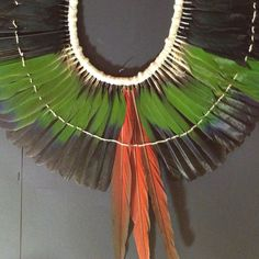 South American necklace.