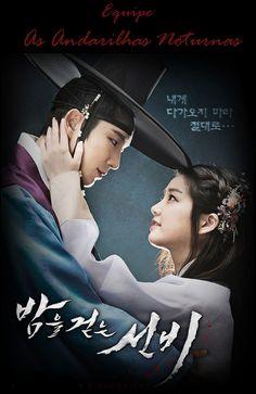 Scholar Quem anda a Noite Episode 1 - 밤 을 걷는 선비 - Assista episódios completos grátis - Coreia - Programas de Tv - Viki