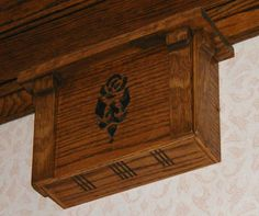 mission doorbell covers | ... Craftsman furnishings for your mission or Arts and Crafts style home | Craftsman/Prairie | Pinterest | Doorbell cover ... & mission doorbell covers | ... Craftsman furnishings for your ... pezcame.com
