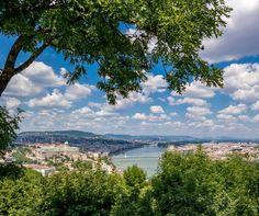 Buda Hills view (Budapest, Hungary)