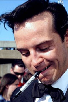 Andrew Scott, still attractive at the oddest moments