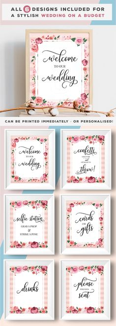 Wedding decor, wedding poster set, please sign our guest book, please take a favour reserved dance floor rules the bride the groom posters Budget Wedding, Decor Wedding, Wedding Gifts, Wedding Decorations, Wedding Planner, Wedding Bells, Wedding Venues, Diy Wedding Dance Floor, Wedding Dress