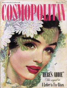 Cosmopolitan magazine, DECEMBER 1949 Artist: Edwin Georgi