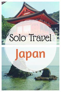 Solo Travel: Japan