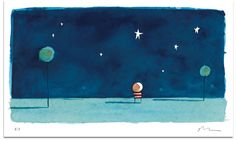 From How To Catch A Star, artwork by Oliver Jeffers